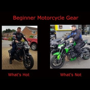 Motorcycle Gear for Beginners