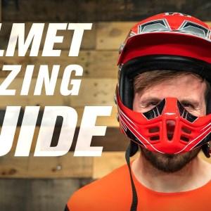 Motorcycle Helmet Sizing Guide
