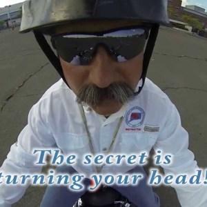 Motorcycle U, S & Perimeter Turns
