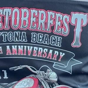 Biketoberfest 2021 Daytona Beach Florida....Making Our Way To and Driving Main St