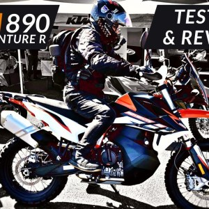 2021 KTM 890 Adventure R Test Ride and Review | IMS Outdoors at Sonoma Raceway