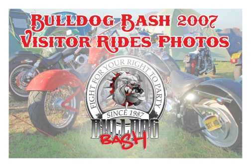Bulldog Bash 2007 Visitors Rides