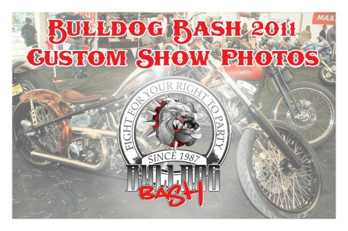Bulldog Bash 2011 Custom Show
