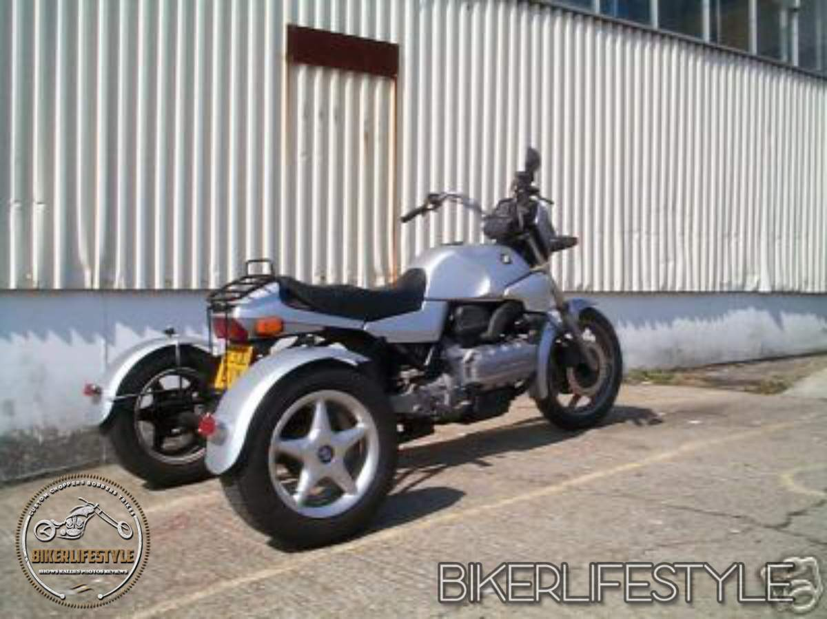 BMW K100 Trike - Bikerlifestyle
