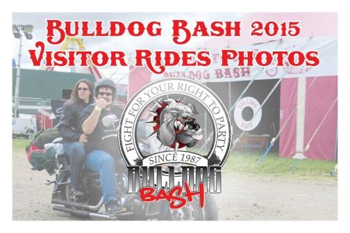 Bulldog Bash 2015 Ride-ins