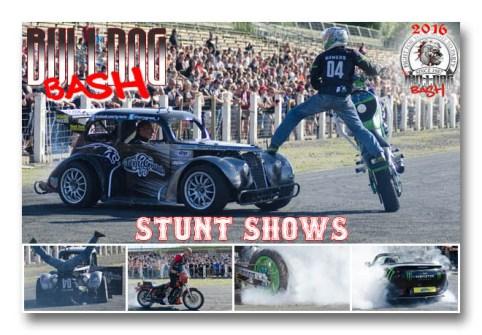 Bulldog Bash 2016 Stunt Show