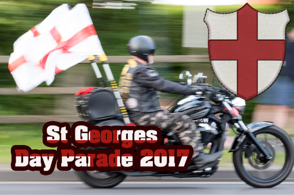 St Georges Day Parade