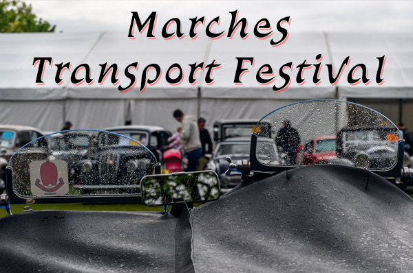 Marches Transport Festival