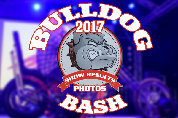 bulldog bash show results