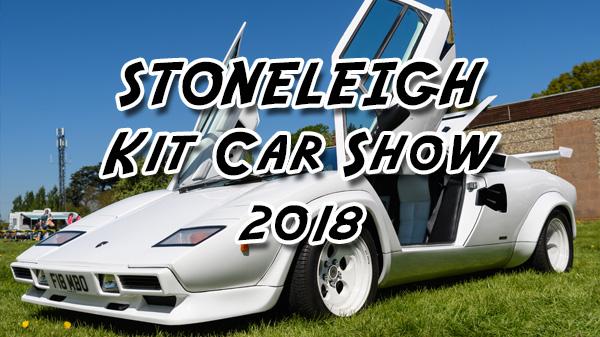 stoneleigh kitcar show