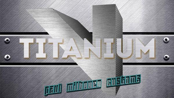 titanium V