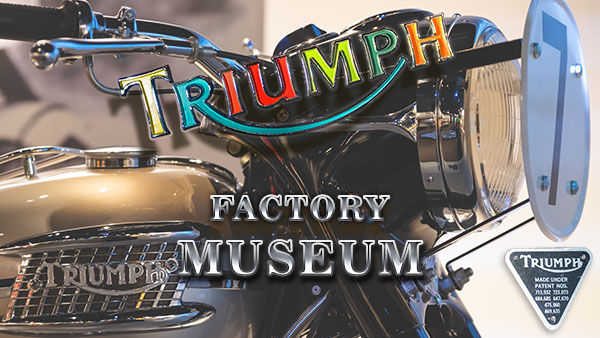 triumph factory museum