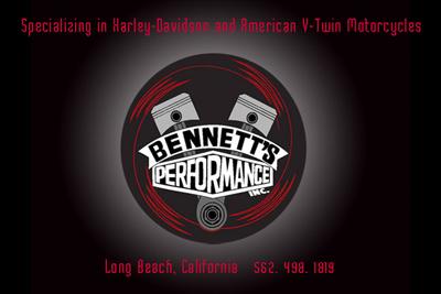 Bennett's Performance Banner