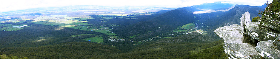 Grampians National Park, Australian Outback Guided Motrocycle Adventure