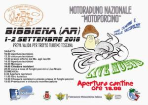 Moto Porcino 2018 Bibbiena 02 Settembre