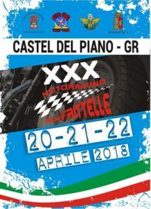 30° Raduno delle Frittelle - Castel del Piano 21-22 aprile 2018