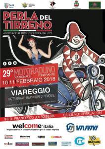 29° MotoCarnevale di Viareggio - 10 Febbraio 2018