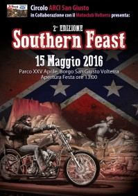 2° Southern Feast  Volterra 2016