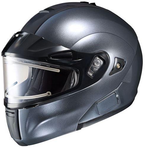 Snowmobile Helmets and Ice Racing Helmets