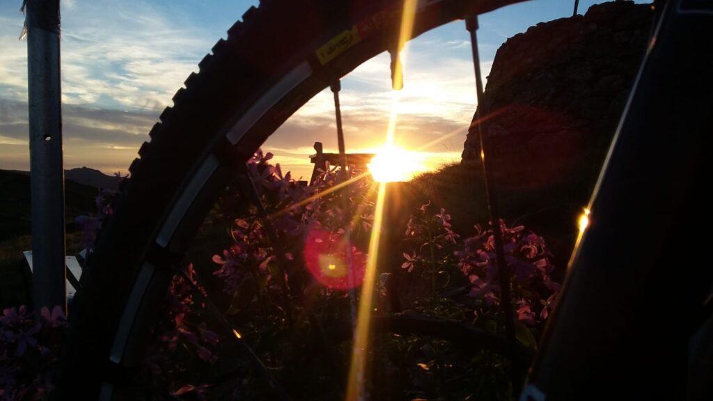 Foto-bici-tramonto