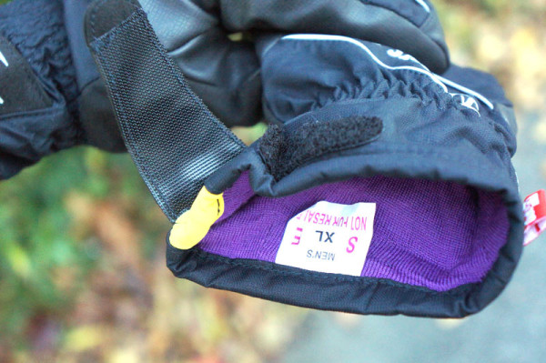 Showers Pass Crosspoint Hardshell Outdry cycling gloves review