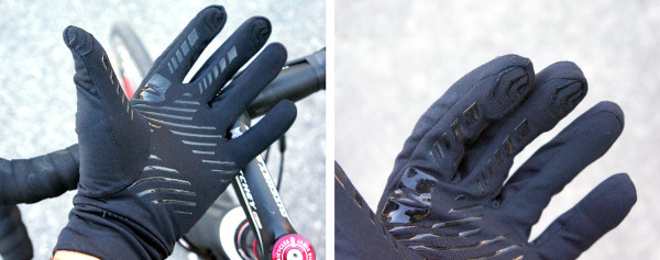 Showers Pass Crosspoint Liner gloves review with touchscreen compatible finger tips