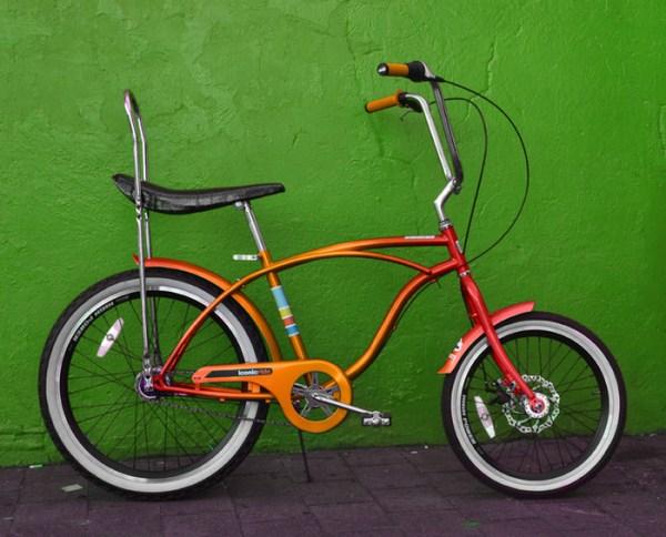 Iconicride chopper bicycle banana seat kickstarter (2)