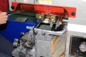 SRAM Taiwan Factory Tours Suspension Shifters Derialleurs Carbon production084