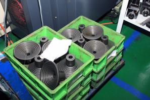 SRAM Taiwan Factory Tours Suspension Shifters Derialleurs Carbon production095