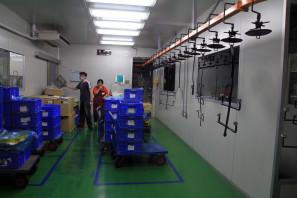 SRAM Taiwan Factory Tours Suspension Shifters Derialleurs Carbon production140