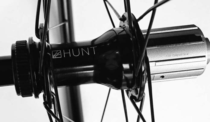 Hunt Bike Wheels tubeless ready road bicycle wheels with Mason Cycles