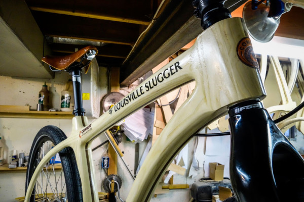 Connor cycles NAHBS 2015 slugger 1