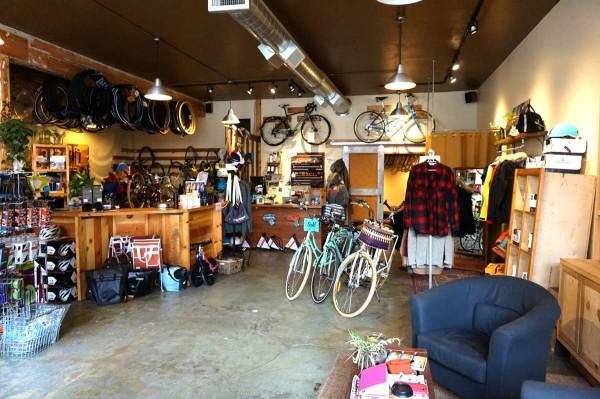Gladys Bikes shop