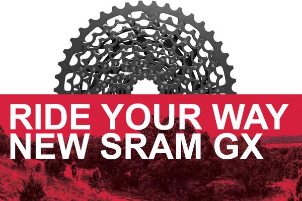 SRAM GX Cover