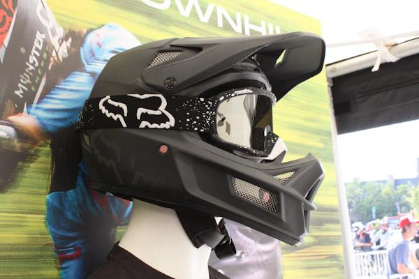 Crankworx 2015  Fox s MIPS DH Helmet - Bikerumor 9f969d6429