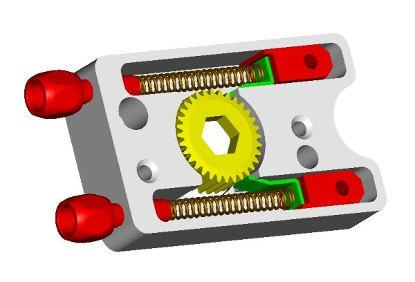 gebla rohbox rohloff shifter cycle monkey red bearRohbox-Montage-05