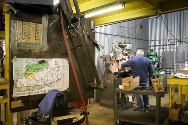 Litespeed titanium bicycle factory tour american bicycle group quintana roo_-92