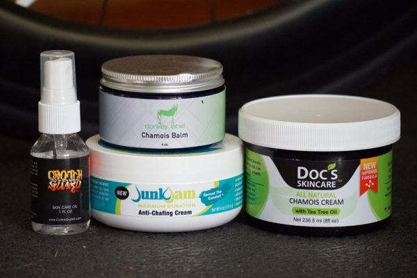 chamois cream roundup comparison review for cyclists