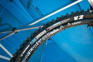 Vee tire co DH flow smasher super soft tiresIMG_4037