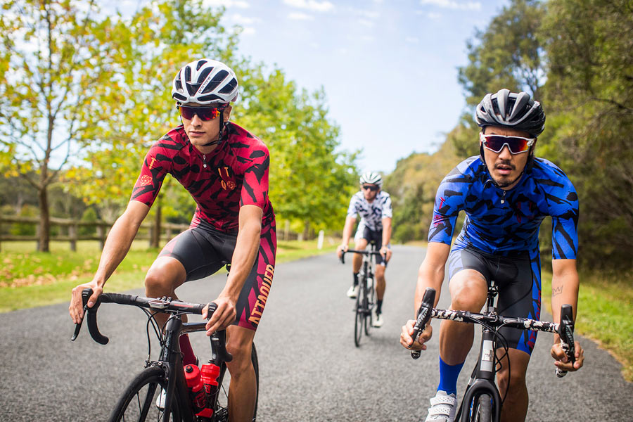 ce97321a0 Fresh spring summer cycling kit from Attaquer