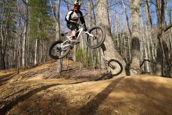 Fat bike suspension fork review for Manitou Mastodon Pro EXT