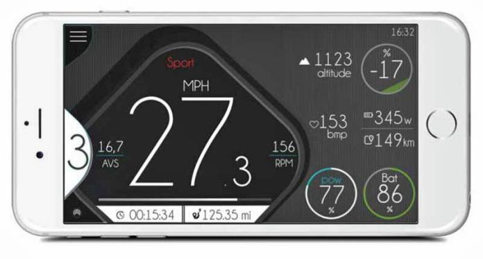 Orbea Gain aluminum road e-bike e-road bike electric-assist road bike stealth battery motor integration ebikemotion app