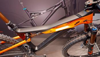 Ktm Prowler Prototype Carbon All Mountain Bike Ready For Adventure