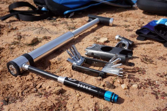 crank brothers klik hv gauge and F15 mini tool review
