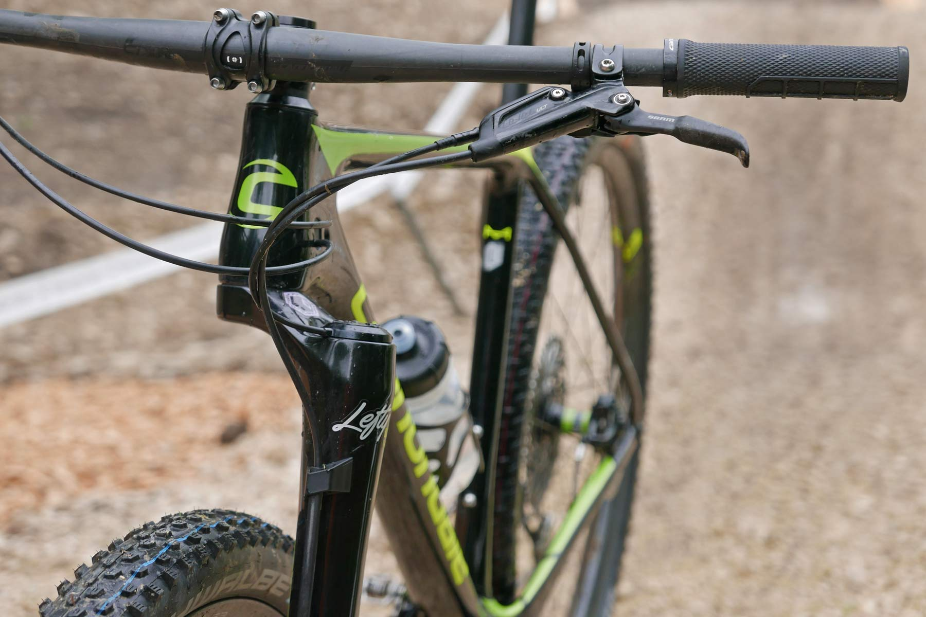 cannondale lefty  Suspension Tech: Inside the Lefty Ocho, Cannondale's uniquely smooth ...