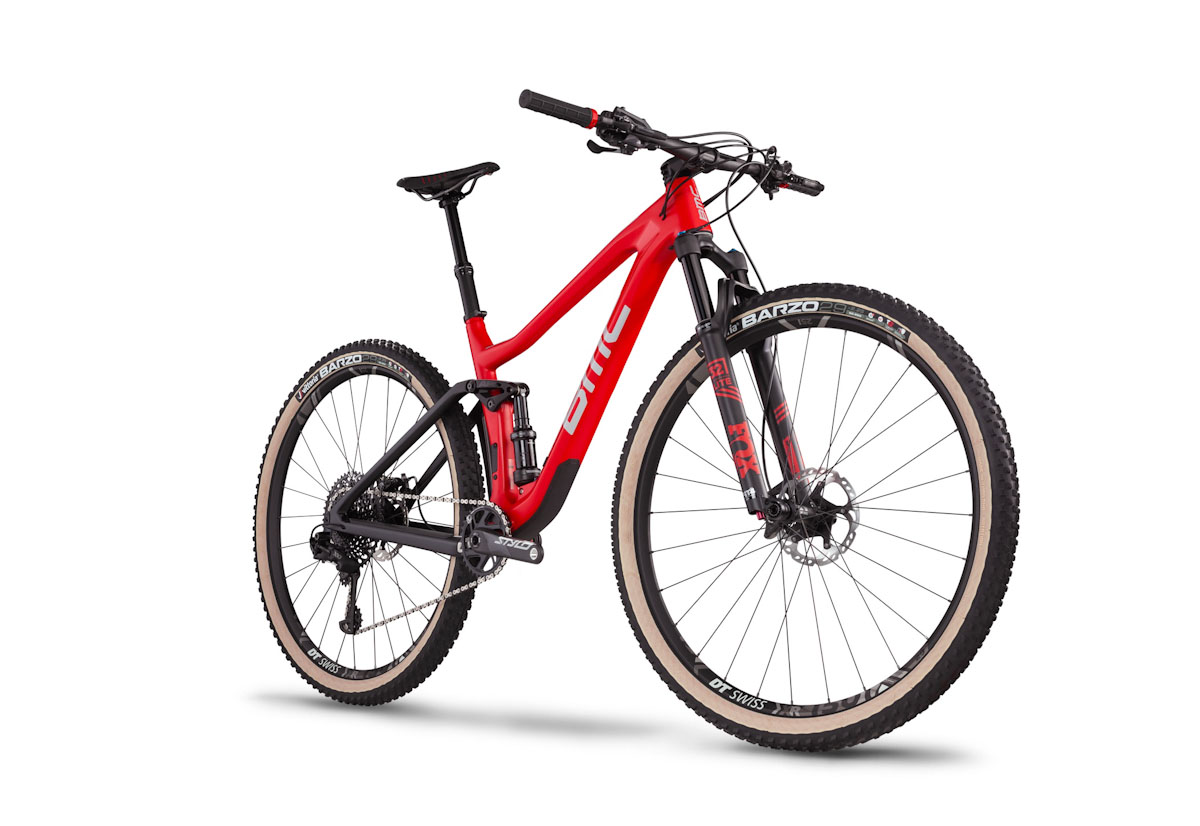 0f8319d12 BMC is ready for the trail  Check out the 2019 Agonist and Speedfox ...