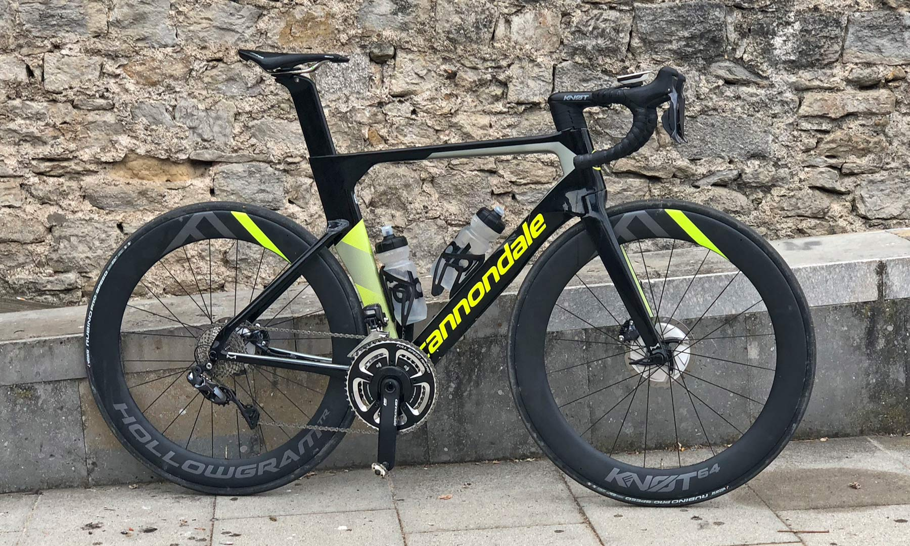 9138b0d99 2019 Cannondale SystemSix carbon disc brake aero road