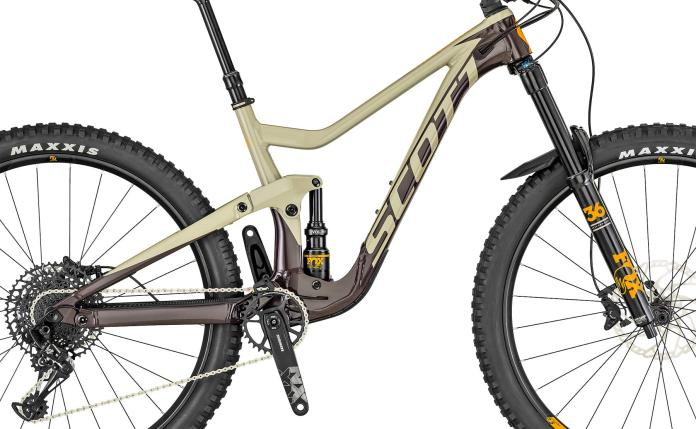 2019 Scott Ransom long travel 29er all-mountain enduro bike alloy bike frame