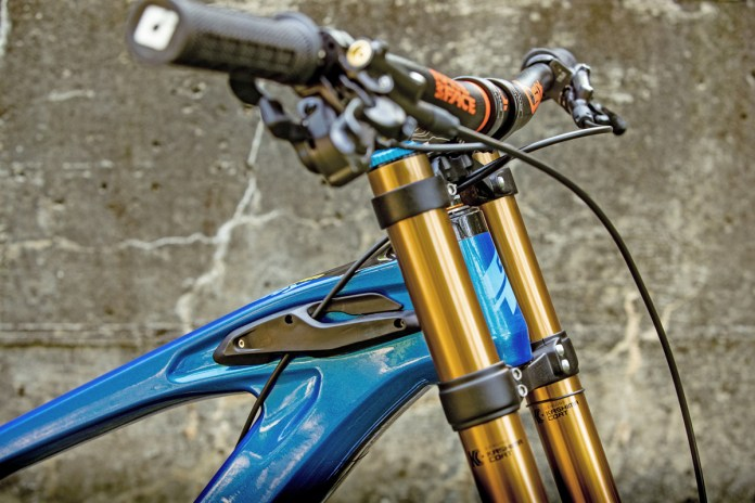 """GT continues LTS rebirth with adjustable Fury DH bike with 27.5 or 29"""" wheels"""