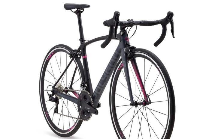 Polygon Divine R women's performance carbon road bike